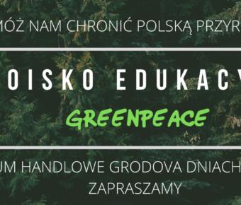 GREENPEACE GRODOVA